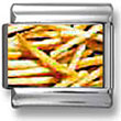 French Fries Italian Charm