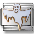 Ghost Italian Charm
