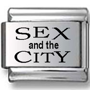 Sex And The City Laser Italian Charm