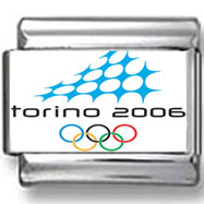 Torino Olympic Games Olympic Photo Charm