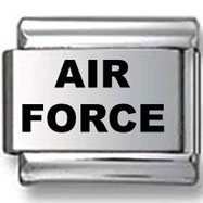 Air Force Laser Charm