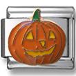 Pumpkin Italian Charm